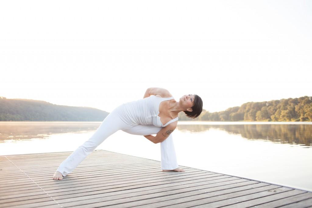 Mein Stil als Personal Trainer »Intensive Yoga«